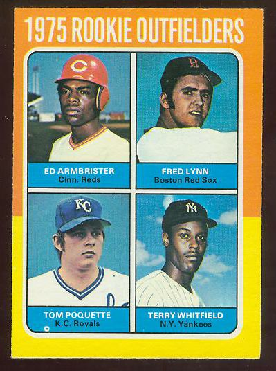 1975 O-Pee-Chee/OPC #622 Fred Lynn ROOKIE (Red Sox) Baseball cards value