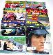 Sports Illustrated  - Lot of (7) CAR RACING w/(6) Indy issues !!!
