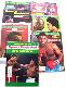 Sports Illustrated  - Lot of (7) BOXING issues !!!