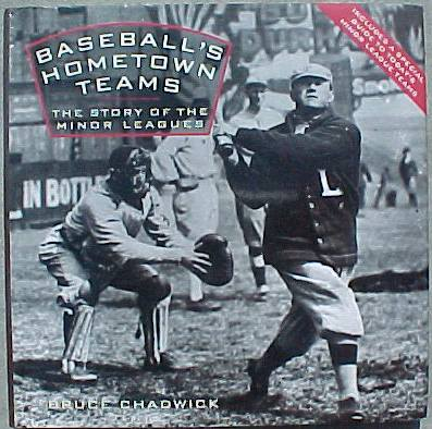 Hard back book: 'Baseball's Hometown Teams - Story of the Minor Leagues' Baseball cards value