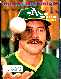 Sports Illustrated (1974/10/07) - Catfish Hunter cover (A's)