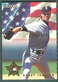 1994 Fleer 'ALL-STARS' - Complete 50-card Insert Set Baseball cards value