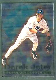 1998 Fleer Tradition 'DIAMOND STANDOUTS' - Complete 20-card Insert Set Baseball cards value