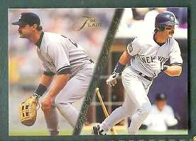 1994 Flair 'INFIELD POWER' - Complete 10-card Insert Set Baseball cards value