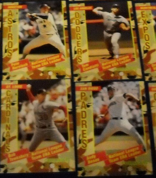 1993 Topps - Commanders of the Hill - COMPLETE SET (30 cards) Baseball cards value