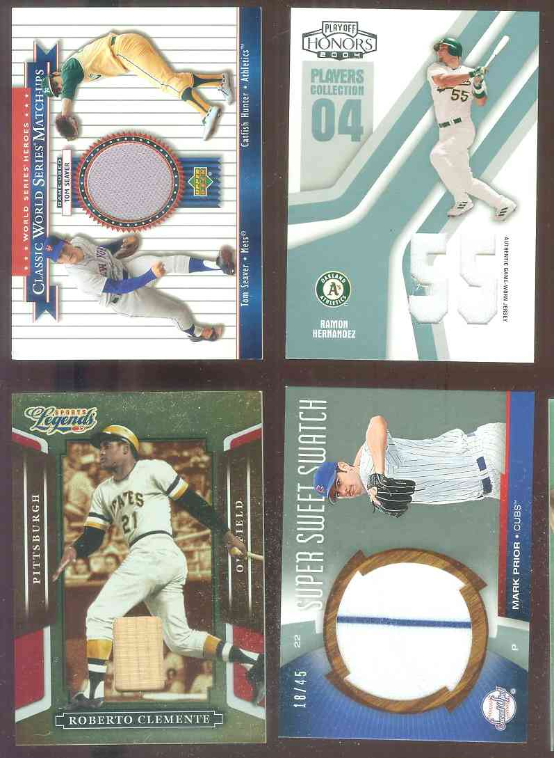Mark Prior - 2006 UD Sweet Spot SUPER SWEET SWATCH PLATINUM GameUsed JERSEY Baseball cards value