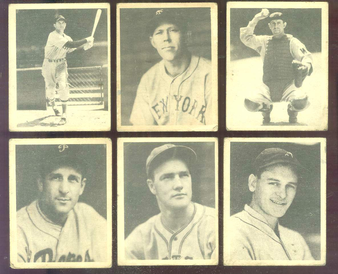 1939 Playball #39 Rick Ferrell [#sc] (HALL-of-Famer, Senators) Baseball cards value
