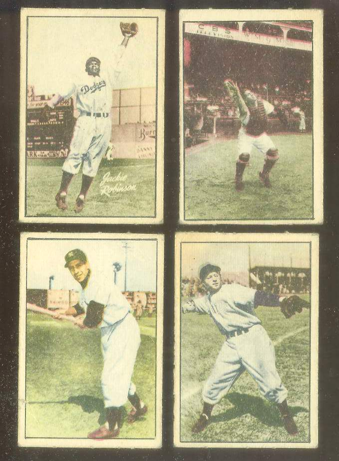 1952 Berk Ross #54A Phil Rizzuto [var:Bunting] (Yankees) Baseball cards value