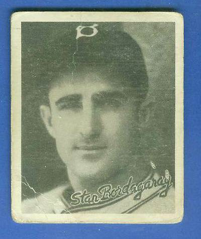 1936 Goudey B/W #.3 Frenchy Bordagaray ROOKIE (Dodgers) Baseball cards value