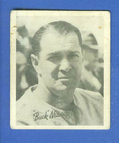 1936 Goudey B/W #22 Bobo Newsom ROOKIE (Senators) Baseball cards value