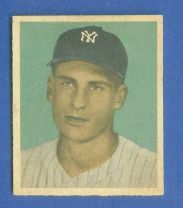 1949 Bowman #.87 Randy Gumpert (Yankees) Baseball cards value