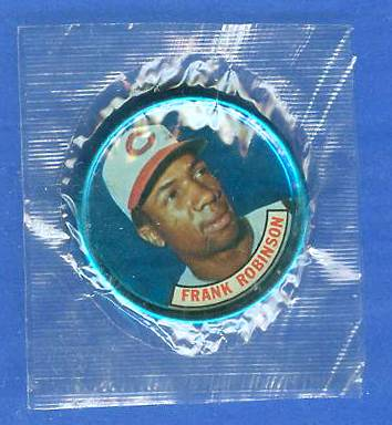 1965 Old London - Frank Robinson - Still SEALED in original CELLOPHANE !!! Baseball cards value