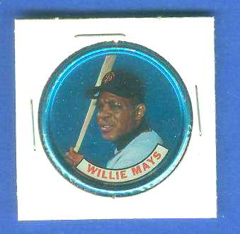 1965 Old London - WILLIE MAYS [#b] (Giants) Baseball cards value