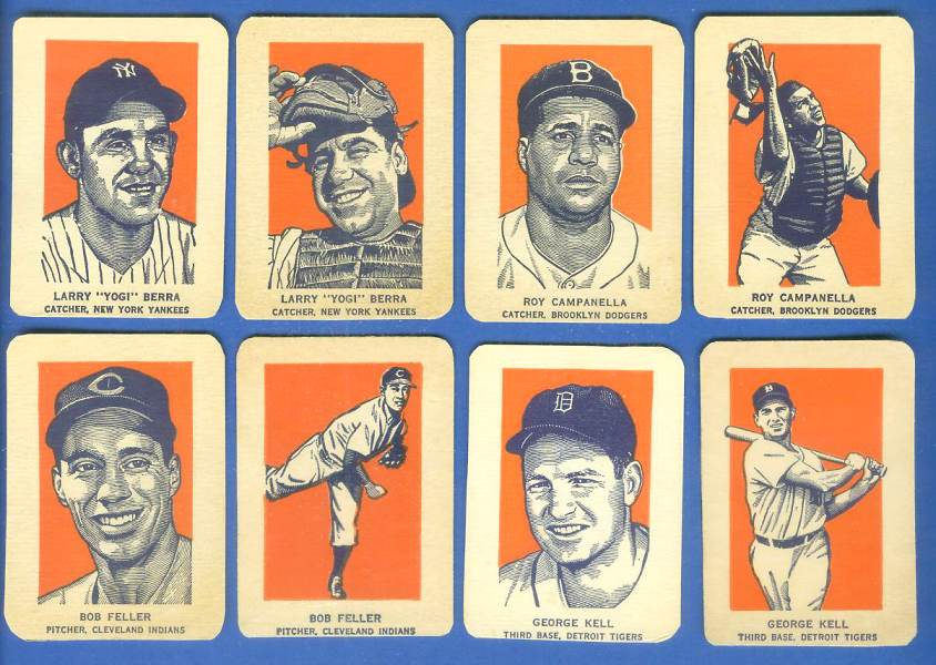 1952 Wheaties #11A Bob Feller PORTRAIT [#b] (Indians) Baseball cards value