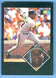 #.4 Bobby Bonilla - 1992 Fleer All-Stars PROOF Baseball cards value