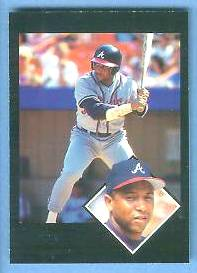 #15 Terry Pendleton - 1992 Fleer All-Stars PROOF Baseball cards value