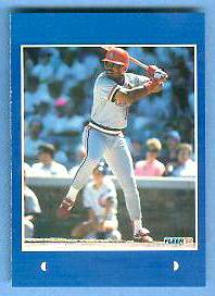 #17 Ray Lankford - 1992 Fleer Rookie Sensations PROOF Baseball cards value