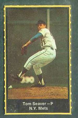 1969 Nabisco Flakes - Tom Seaver (Mets) Baseball cards value