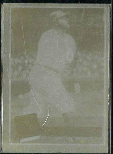 1962 Topps ALUMINUM PRINT PLATE #139 BABE RUTH Baseball cards value