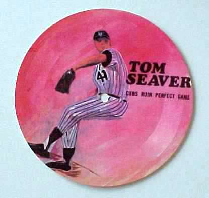 1970's Sports Challenge Record - TOM SEAVER Baseball cards value