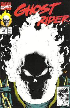 Comic: GHOST RIDER #15 (w/special Ghost cover) Baseball cards value