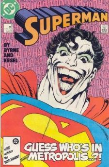 Comic: SUPERMAN #9 (1987) Baseball cards value