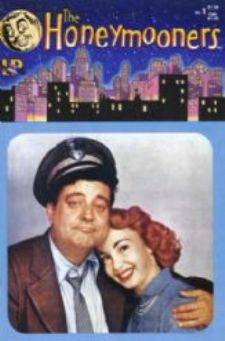 Comic: The Honeymooners #1 FIRST ISSUE (1986) Baseball cards value