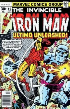 Comic: The Invincible IRON MAN #.95 (1977) Baseball cards value