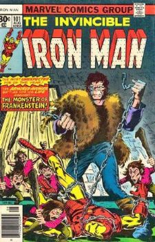 Comic: The Invincible IRON MAN #101 (1977) Baseball cards value