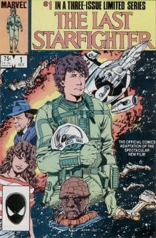 Comic: The Last Starfighter Limited Series - SET of (3) #1/#2/#3 (1986) Baseball cards value