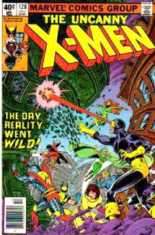 Comic: X-MEN  #128 (1979) Baseball cards value