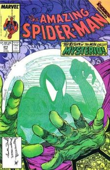 Comic: AMAZING SPIDER-MAN #311 Baseball cards value