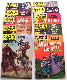 CLASSICS ILLUSTRATED - Lot [#a] with (10) diff. [#56...#140] (1949-1963)