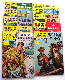 CLASSICS ILLUSTRATED - Lot [#b] (10) ORIGINAL FIRST PRINTS ! [#115...#148]