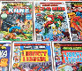 Comic: Marvel Premiere #27 thru #61 - Lot of (17) different (1975-1981)