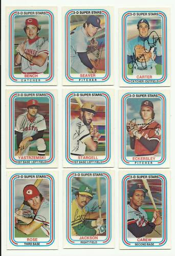 1976 Kellogg's - COMPLETE SET (57 cards) Baseball cards value