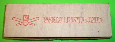 1984 Donruss - FACTORY SET (658 cards) Baseball cards value