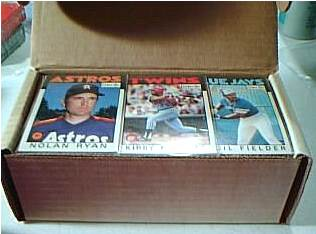 1986 OPC/O-Pee-Chee - COMPLETE SET (396 cards) Baseball cards value