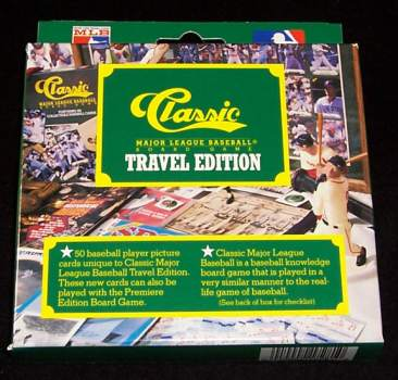 1987 Classic TRAVEL UPDATE YELLOW - COMPLETE FACTORY SET (50 cards) Baseball cards value