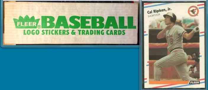1988 Fleer Factory Set 660 Cards