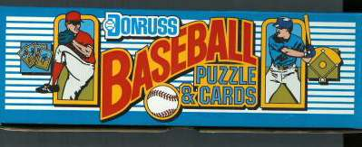 1989 Donruss - FACTORY SET (672 cards) Baseball cards value