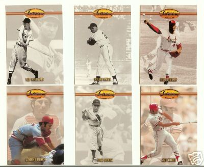 1993 Ted Williams Co. - COMPLETE SET (160 cards) Baseball cards value
