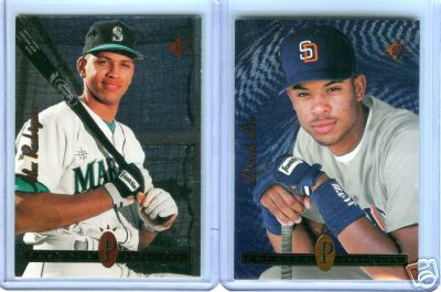 1994 SP - COMPLETE SET (200 cards) Baseball cards value