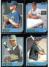 1997 Bowman - COMPLETE SET (441 cards) Baseball cards value