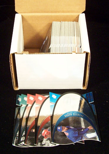 1997 SPx - COMPLETE SET (50 cards) Baseball cards value