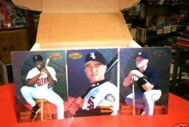 1998 Bowman's Best - COMPLETE SET (200 cards) Baseball cards value