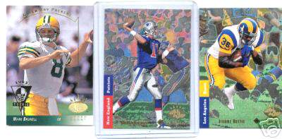 1993 SP Football - COMPLETE SET (270 cards) Football cards value
