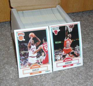 1990-91 Fleer Basketball - Lot of (10) complete sets !!! Basketball cards value