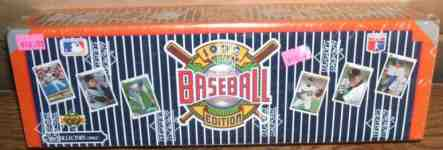 1992 Upper Deck - FACTORY SET (800 cards) Baseball cards value