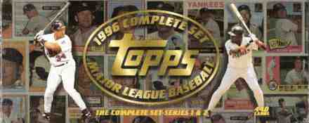 1996 Topps - Complete SET (in Factory Box 440 cards plus 5 inserts) Baseball cards value